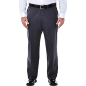 Haggar Premium No Iron Khaki Classic Fit Pants