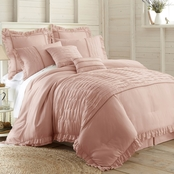 Pacific Coast Antonella 8 pc. Embellished Comforter Set