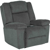 Best Home Furnishings Leo Power Rocker Recliner