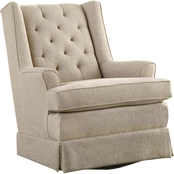 Best Home Furnishings Nikole Swivel Glider