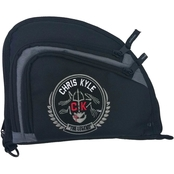 Chris Kyle Tactical Small Soft Side Pistol Case with Double Side Pocket