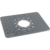 Polder Sink Mat with Center Hole