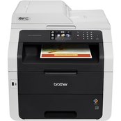 Brother MFC-9330CDW All-in-One Color Printer with Wireless Networking and Duplex