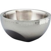 Leeber Stainless Steel Double Wall Serving Bowl