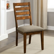 Furniture of America Kirsty Side Chair 2 Pk.