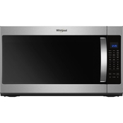 Whirlpool 2.1 Cu. Ft. Over the Range Microwave Hood Combination