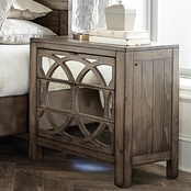 aspenhome Tildon Mirrored Nightstand