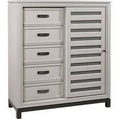 aspenhome Hyde Park Sliding Door Chest