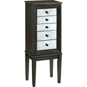 Powell Larrin Jewelry Armoire