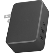 iHome Macbook Pro Type C Wall Charger with 2 USB Ports