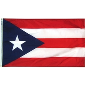 Annin Flagmakers Puerto Rico Flag