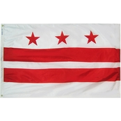 Annin Flagmakers District of Columbia Flag