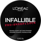 L'Oreal Infallible Pro-Sweep and Lock Translucent Loose Setting Powder