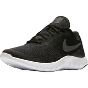 Nike Boys Flex Contact Grade School Running Shoes