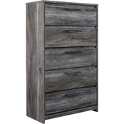 Signature Design by Ashley Baystorm 5 Drawer Chest