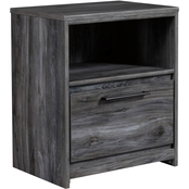 Signature Design by Ashley Baystorm 1 Drawer Nightstand