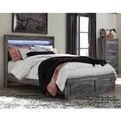 Signature Design by Ashley Baystorm 2 Drawer Storage Bed