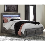 Signature Design by Ashley Baystorm 6 Drawer Storage Bed