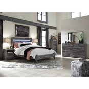 Signature Design by Ashley Baystorm Panel Bed 5 pc. Set