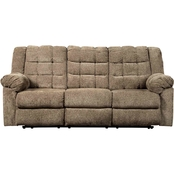 Ashley Workhorse Reclining Sofa
