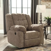 Ashley Workhorse Rocker Recliner