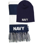 Mitchell Proffitt Military Scarf & Beanie Gift Pack
