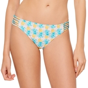 Hot Water Juniors Pineapple Express Multi Strap Hipster Bottom