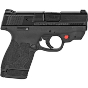 S&W Shield M2.0 9mm 3.1 in. Barrel 8 Rnd 2 Mag Pistol Black