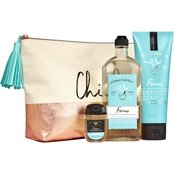Bath & Body Works Aromatherapy Focus Eucalyptus and Tea Chill Gift Bag
