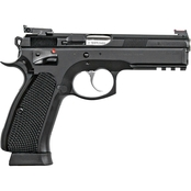 CZ 75 SP-01 Shadow 2 Target 9MM 4.6 in. Barrel 18 Rds 3-Mags Pistol Black