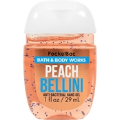 Bath & Body Works Peach Bellini PocketBac Sanitizer