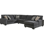 Benchcraft Tracling 3 Pc. LAF Sofa Sectional