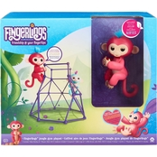 Fingerlings Jungle Gym Playset