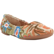 Lucky Brand Emmie Travertine Ballet Flats