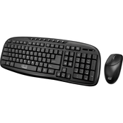 Adesso Wireless Optical Mouse Keyboard