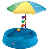 Step2 Play and Shade Kiddie Swimming Pool