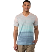 Ocean Current Stow Snow Heather Tee