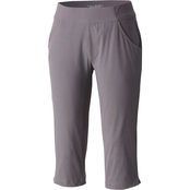 Columbia Plus Size Anytime Casual Capri Pants