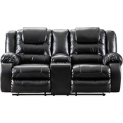 Ashley Vacherie Reclining Loveseat