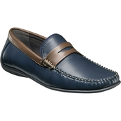 Nunn Bush Quail Valley Penny Slip On Shoes