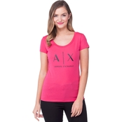 Armani Exchange Core AX Logo Tee