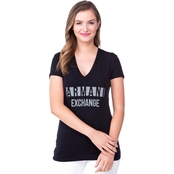 Armani Exchange Logo Tee