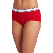 Jockey Women's Retro Stripe Hip Hugger Panties
