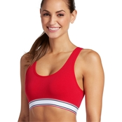 Jockey Retro Stripe Bralette