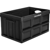 CleverMade CleverCrates Collapsible 46 L Utility Crate