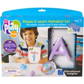 Learning Resources Playfoam Alphabet Set