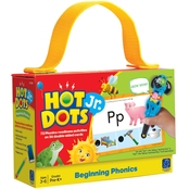 Learning Resources Beginning Phonics Card Set