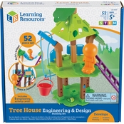 Learning Resources Tree House Design Building