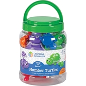 Learning Resources Snap n Learn Number Turtles