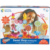 Learning Resources Sweet Shop Building Set